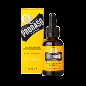 Масло для бороды Proraso Wood and Spice / Прорасо Вуд энд Спайс, 30 мл