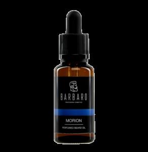 Парфюмированное масло для бороды Barbaro Morion, 30 мл