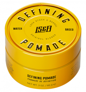 Текстурирующая помада для укладки волос Lock Stock & Barrel Defining Pomade / ЛокСток Дефайнинг Помейд, 85 гр