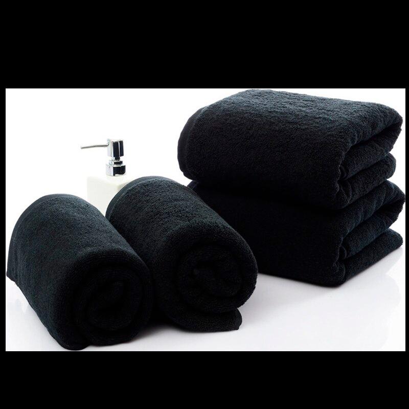 Маленькое чёрное полотенце