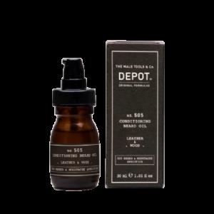 NO. 505 DEPOT Conditioning Beard Oil Масло для бороды, 30 мл