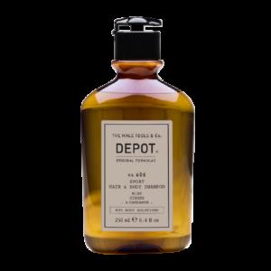 NO. 606 DEPOT Sport Hair&Body Shampoo Шампунь для волос и тела, 250 мл