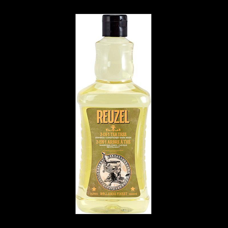 шампунь Reuzel 3 в 1