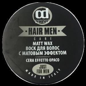 Воск для волос Constant Delight с матовым эффектом, 100 мл
