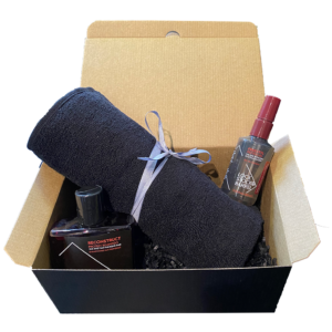 Подарочный набор косметики для мужчин с тонкими волосами LockStock&Barrel #8