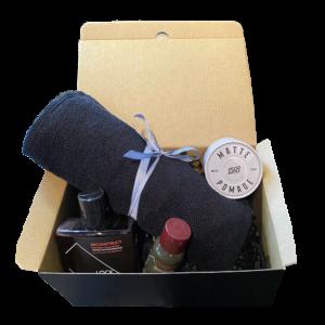 Подарочный набор косметики для мужчин с тонкими волосами LockStock&Barrel #3