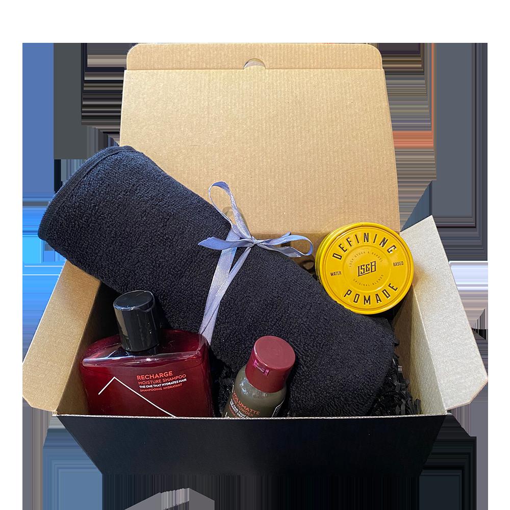 мужской подарочный набор косметики lockstock&barrel