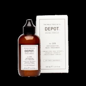 NO. 205 DEPOT Тонизирующее средство для роста волос 100 мл