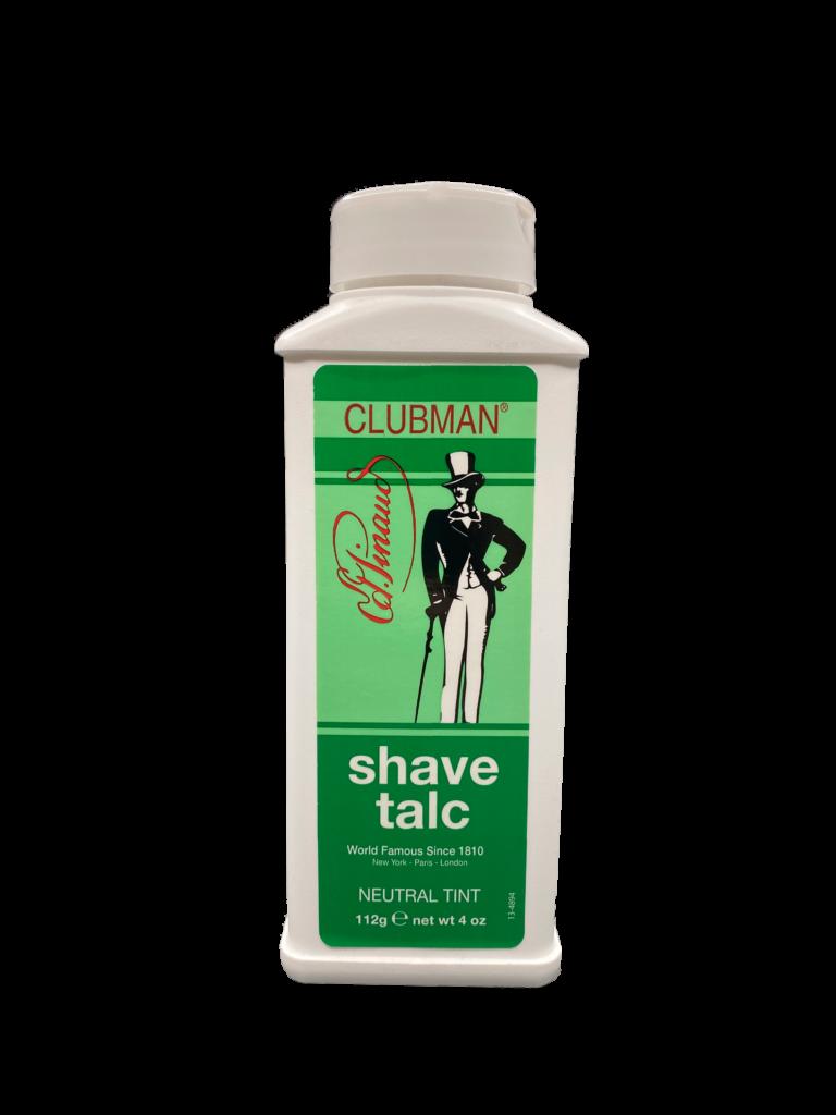 Тальк Clubman Shave Talc Neutral