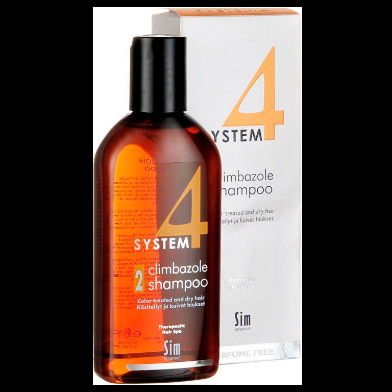 Шампунь терапевтический Sim Sensitive System 4 Climbazole Shampoo 2