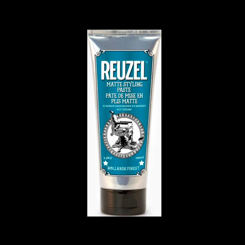 Паста для укладки волос Reuzel Matte Styling Paste