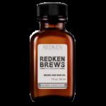 Масло для бороды и кожи лица Redken Brews