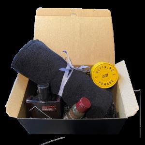 Подарочный набор косметики для мужчин с густыми волосами LockStock&Barrel #5
