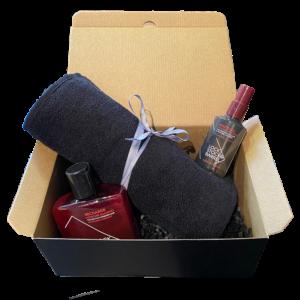 Подарочный набор косметики для мужчин с тонкими волосами LockStock&Barrel #7