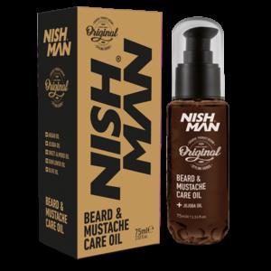 Масло для бороды NISHMAN BEARD OIL ,75 мл